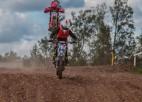 Sestdien Jaunpils trasē norisināsies motokross
