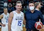 LBS lūdz Veselības ministrijai pēc iespējas drīzāk vakcinēt basketbolistus