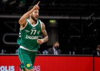 ''Žalgiris'' pagarina līgumu ar bijušo NBA spēlētāju Loverņu