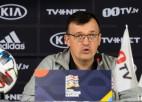 """Kazakevičs noraida iespēju atkāpties: """"Pagalam nesanāk? Man ir cits viedoklis"""""""