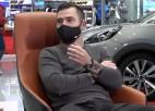 """Video: Masaļskis par """"uzmetieniem"""" karjerā - Lipmana šantāža, Beresņeva tukšie solījumi"""