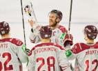Latvijas izlases hokejisti pirms pasaules čempionāta nevakcinēsies
