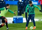 """""""Real Sociedad"""" bez līderiem buksē, """"Huesca"""" tik krāj neizšķirtus"""