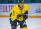 Siksnam uzvaras vārti Kazahstānas finālspēlē, E. Kuldam 0-3 VHL finālsērijā