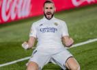 """Madrides """"Real"""" no 13. minūtes vairākumā, uzvara nāk ar nervozēšanu"""