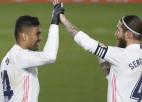 """Kazemiru vārti atlētiskā stilā, Madrides """"Real"""" uzvaru sērija vēl garāka"""