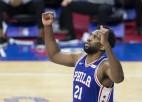 ESPN: Embīds noslēdz maksimālo līgumu par 196 miljoniem ar ''76ers''