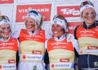 Uzlabojusies situācija Zviedrijas sieviešu izlasē pirms pasaules čempionāta