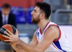 <i>Efes</i> pārliecinoši uzvar ''Maccabi'' un pakāpjas uz otro vietu Eirolīgā