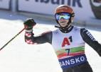 Matjē un Zubciča duelī milzu slalomā šoreiz pārāks horvāts