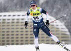Eiduka nomainījusi treneri un plāno pēc Pekinas turpināt slēpotājas karjeru