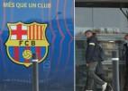 """Aizturēts """"Barcelona"""" bijušais prezidents Bartumeu, veikta kratīšana kluba birojā"""