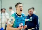 """Latvijas čempionāta pusfināli sākas ar pārliecinošu """"Jēkabpils Lūšu"""" uzvaru"""