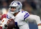 """""""Cowboys"""" saspēles vadītājs Preskots tiek pie 160 miljonu līguma"""