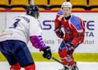 OHL regulārās sezonas pēdējā nedēļa sāksies ar Dāvida cīņu pret Goliātu