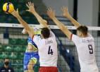 Latvijas volejbola izlases paplašinātajā kandidātu sarakstā 27 spēlētāji