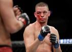 Diazs atgriezīsies maijā ar cīņu pret Edvardsu, Džounss un UFC atkal <i>ragos</i>