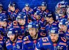 """SKA trešajā papildlaikā pārspēj CSKA un paliek KHL """"armijnieku"""" sērijā"""