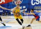 Siliņam desmit punkti pret CSKA, Mālmanim uzvara pār Kuruca ''Baskonia''