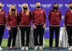 Latvijas tenisa zvaigznēm cīņa ar pieticīgo Indiju