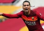 Romā aplaupīta angļu futbolista Smolinga māja