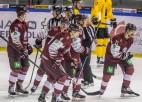 Razgalam <i>pokers</i>, Latvijas U23 izlase iemet 14 ripas Igaunijas vārtos