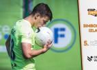 """Sportacentrs.com Virslīgas 5. kārtas izlasē izceļas """"Riga"""" un sensacionālā """"Metta"""""""