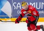 """Rīgas """"Dinamo"""" noslēgusi vienošanos ar Somijas līgas labāko vārtu guvēju"""
