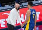 ''Pacers'' pēc vienas sezonas šķiras no galvenā trenera Bjorkgrena