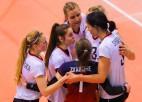 Latvijas sieviešu volejbola izlase uzsāks EČ kvalifikācijas turnīru Daugavpilī