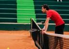 "Gulbis ""French Open"" kvalifikāciju sāks pret otro numuru Galanu"
