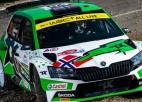 """WRC2 līderis Mikelsens: """"Ārsti mani nobiedēja"""""""