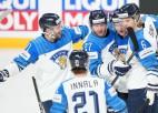 Somija trešajā trešdaļā gūst uzvaras vārtus un kļūst par B grupas līderi