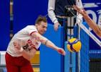 Latvija zaudē setu galotnēs un Zelta līgas pirmo apli beidz ar sāpīgu neveiksmi spāņiem