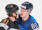 Somija soda par kļūdām un atkal finālā spēlēs pret Kanādu
