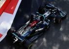 """""""Mercedes"""" komanda neturpinās attīstīt šī gada F1 mašīnu"""