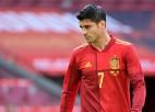 Spānija uzņems Zviedriju, Skotija atgriezīsies ar mājas spēli pret Čehiju