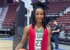 Laksas konkurente mēnesi pēc sezonas sākuma gūst pirmos punktus WNBA karjerā