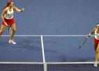 Ostapenko un Sevastova Tokijas olimpiādē piedalīsies arī dubultspēlēs