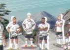 """Video: Vācijas futbola olimpiskā izlase tiek prezentēta """"anime"""" stilā"""