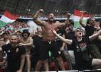 Ungārijas izlase nākamās divas mājas spēles aizvadīs aiz slēgtām durvīm