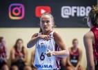 Meitene no Vūdena skolas un trenere no Arizonas: Latvija pret spītīgo Vāciju