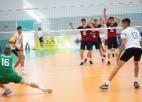 Latvijas U17 volejbolisti zaudē četros setos un cīnīsies par septīto vietu