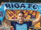 """Čempione """"Riga"""" bruņošanos turpina ar kolumbiešu aizsargu"""
