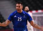 Francija līderu duelī sakauj Spāniju, ceturtā uzvara arī dāņiem, Ēģipte apspēlē zviedrus