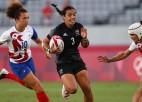 Regbijā-7 sievietēm triumfē Jaunzēlande, Fidži otrā medaļa Tokijā