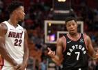 """2019. gada NBA čempions Laurijs: """"Izvēlējos """"Heat"""", lai cīnītos par titulu"""""""