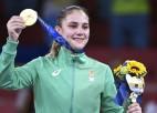Pirmās OS zelta medaļas karatē iegūst Francijas, Spānijas un Bulgārijas sportisti