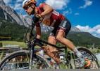 Blūms Austrijā izcīna piekto vietu prestižās UCI līmeņa XCO krosa sacensībās