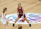 Pēc vilcenēm – freilenes: Latvijas U16 meitenēm pārbaudījums pret Vāciju